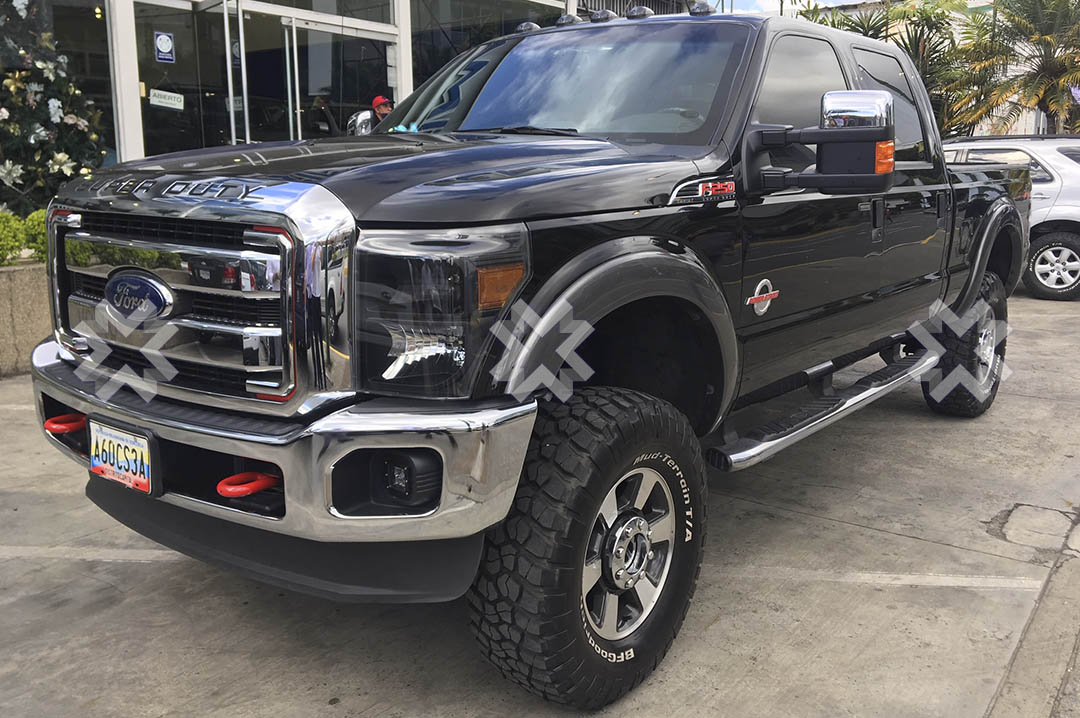 FORD – SUPER DUTY
