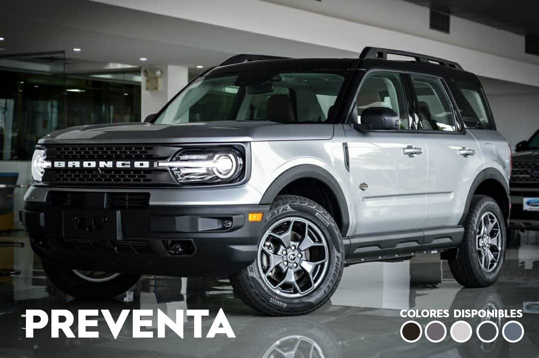 Ford – BRONCO